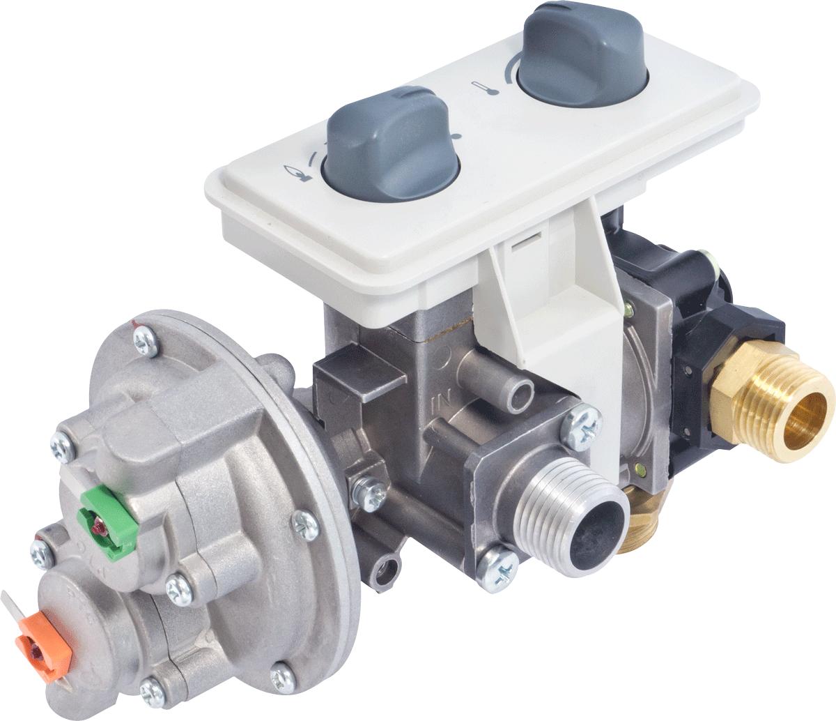 GW50B Gas-Water Combination Control