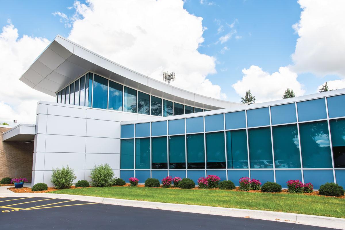 Maxitrol Firmenzentrale Southfield (USA), 2020