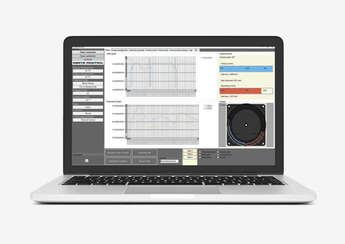 E-Flame Software für Hersteller