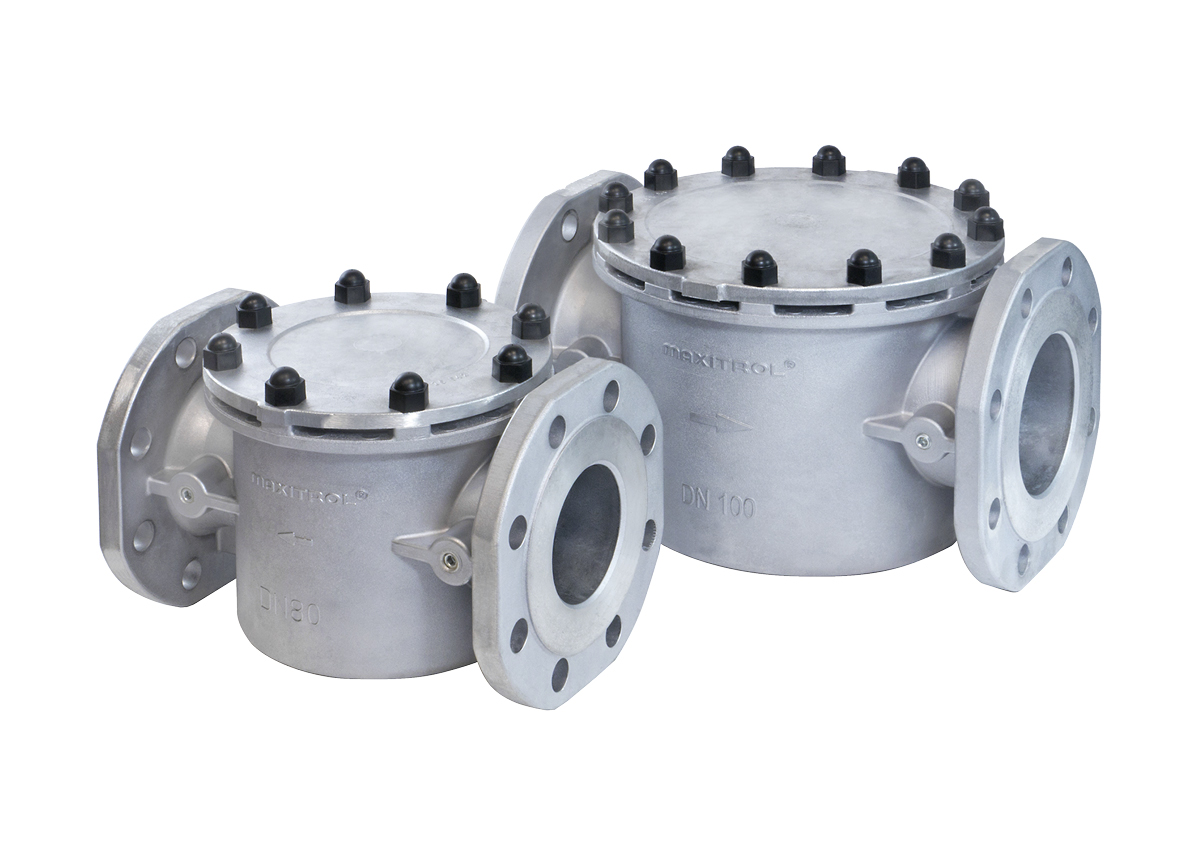 Gas Filters - Flanged