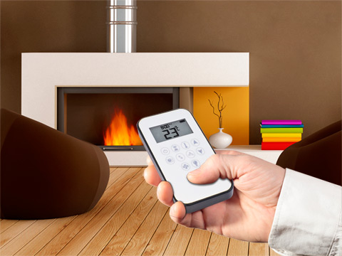 G6R Symax Fireplace