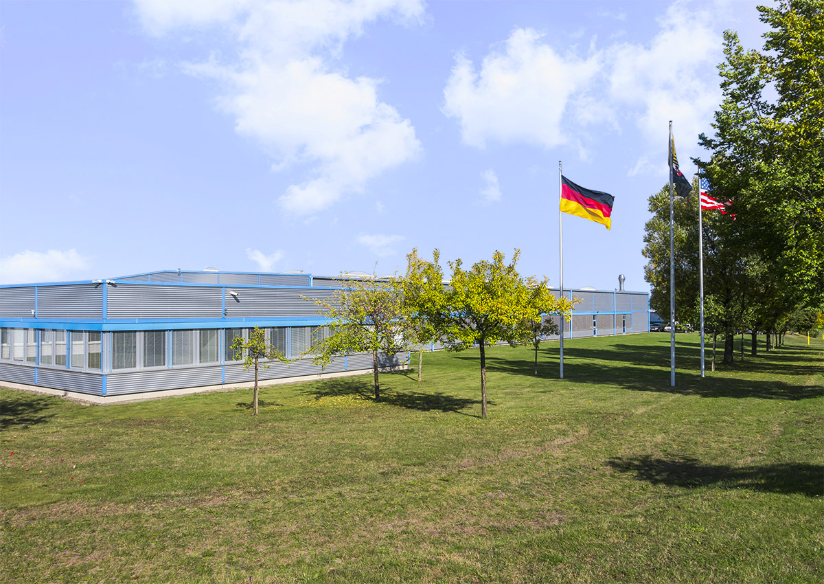 Mertik Maxitrol Headquarters Thale (Germany), 2016
